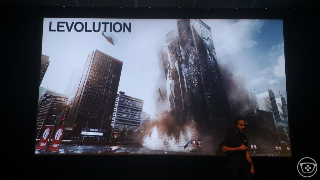 Battlefield 4 est une (R) LEVOLUTION