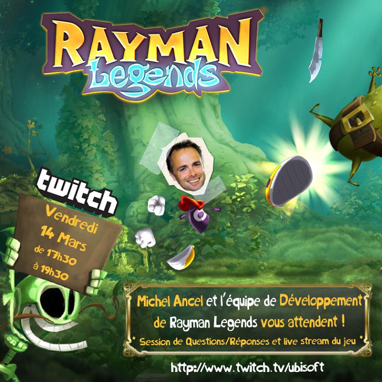 Raymen Legend_Michel Angel_Team_Twitch.tv