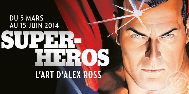 Exposition super heros l art d alex ross amicalement - Xboxygen le site consacre aux consoles xbox et xbox ...