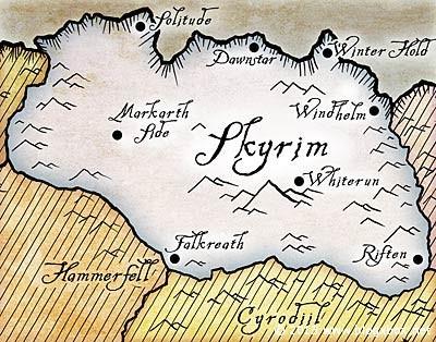 Carte de Bordeciel