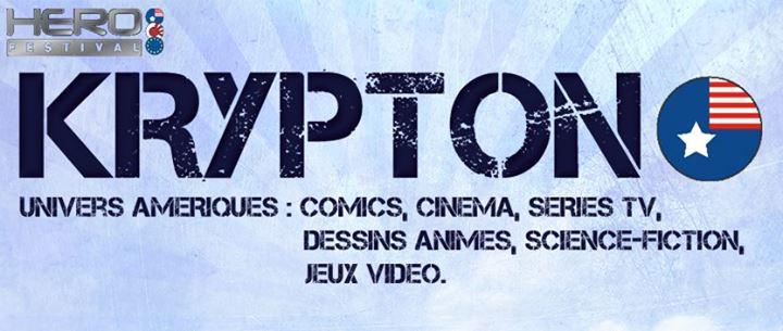 Krypton Univers Ameriques