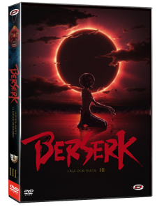 Berserk l'Âge d'or III : L'Avent • DVD