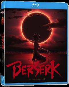 Berserk l'Âge d'or III : L'Avent • Blu-ray