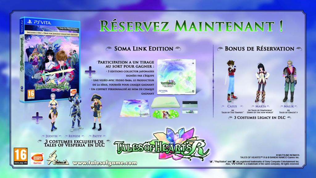 Soma Link Edition- Bonus