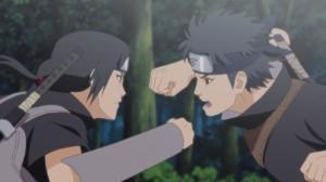 Shuisui et Itachi Ushiha