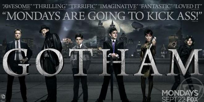 Gotham : Fox commande 22 épisodes pour la saison 1