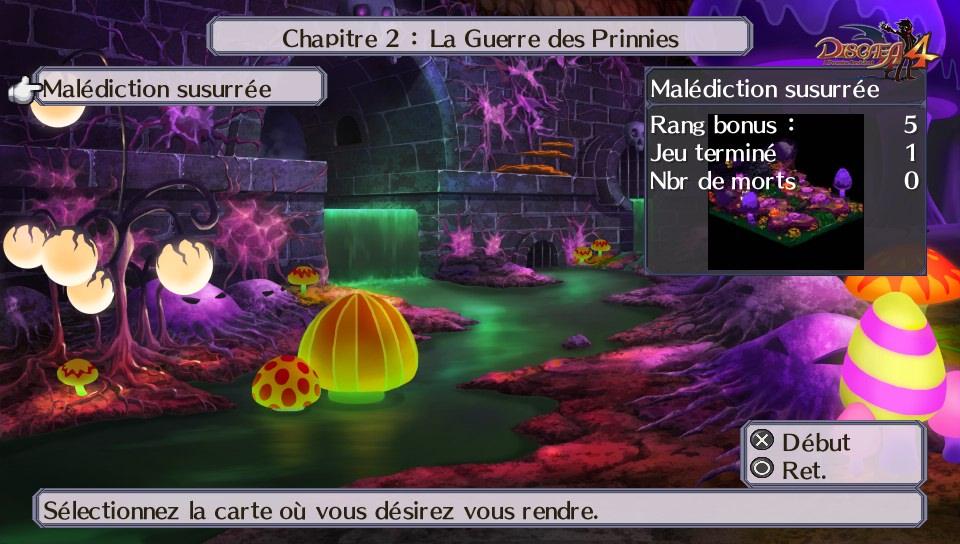 Chapitre 2 La guerre des Prinnies