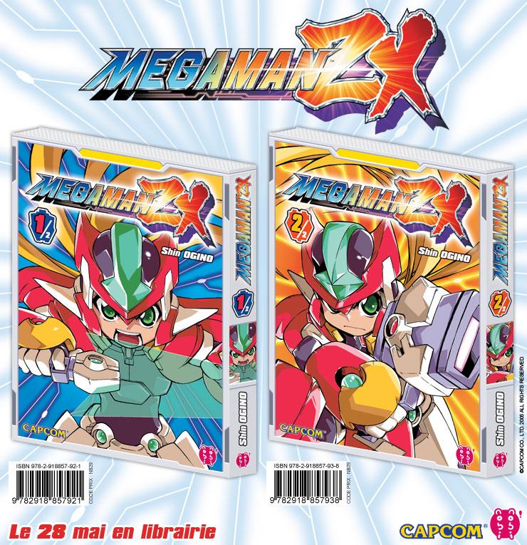 annonce-MegamanZX