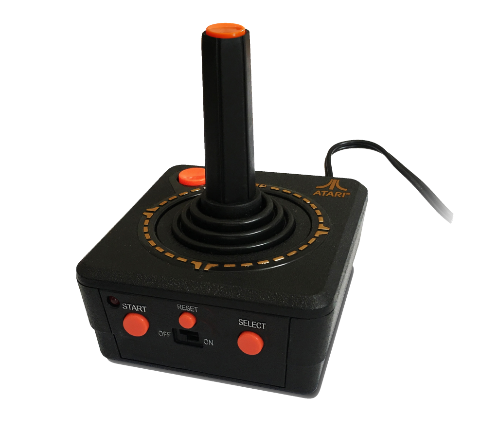 Atari Retro Plug Play Controller