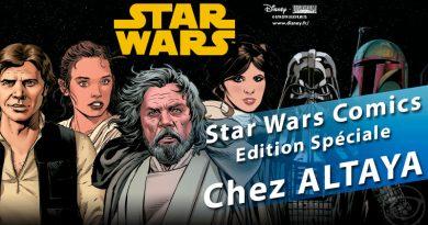 [Avis] Comics de Star Wars : L'édition spécial chez ALTAYA