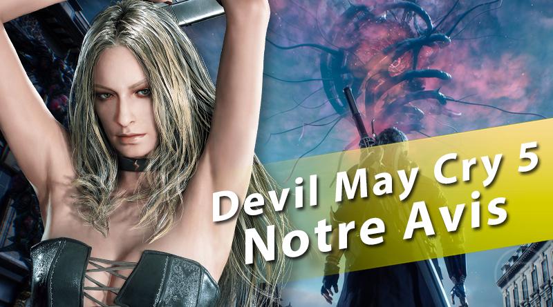 [Avis] Devil May Cry 5 – Le retour fracassant?