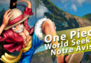 [Avis] One Piece World Seeker – Un fruit du démon difficile à avaler