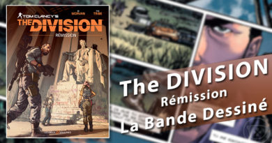 Tom Clancy's The Division : Rémission la Bande Dessiné est disponible