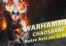 [Avis Beta] Warhammer : Chaosbane – Tranche dans le vif