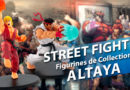 [Avis] La Collection des Figurines Street Fighter chez Altaya