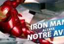[Avis] IRON MAN à Construire chez Altaya – Notre Avis