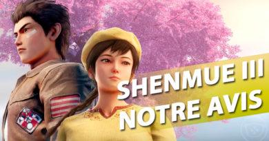 Avis PS4 – Shenmue III – Un voyage d'émotion !