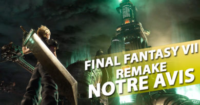 Avis PS4 – Final Fantasy VII Remake