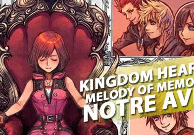 Avis PS4 – Kingdom Hearts : Melody of Memory