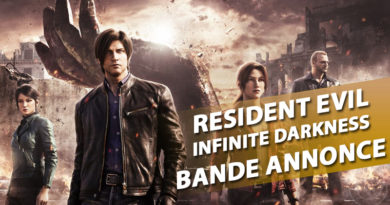 Resident Evil: Infinite Darkness s'offre une bande annonce et une date